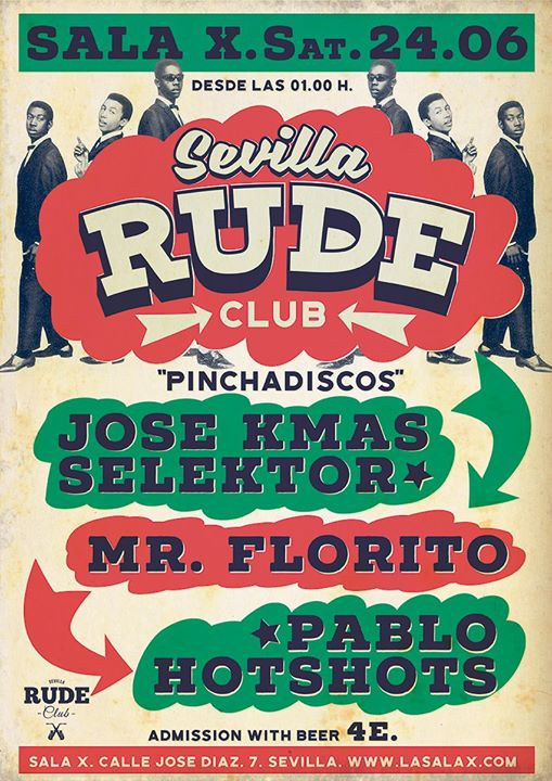 sevilla rude club junio