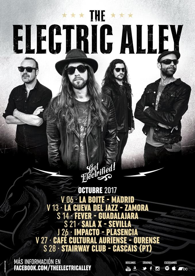 the electric alley sala x
