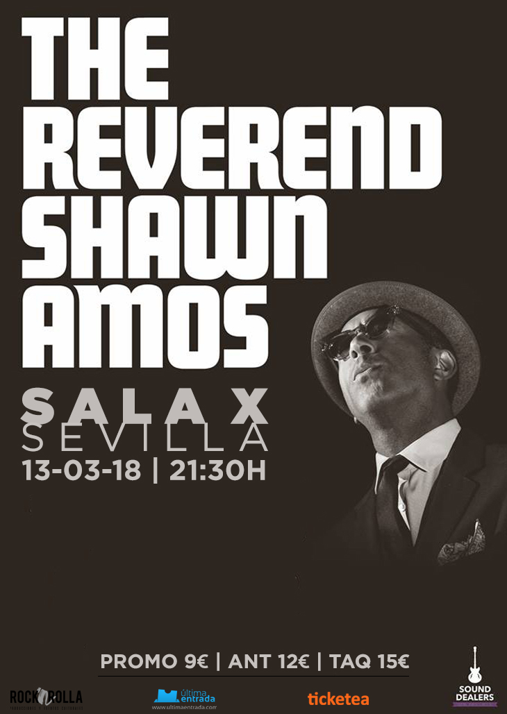 cartel reverend shawn amos