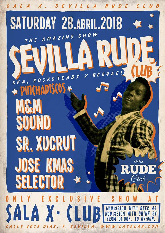 RUDE CLUB ABRIL