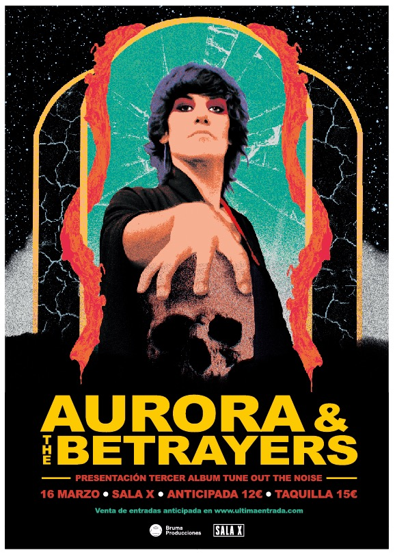 aurora and the betrayers sevilla