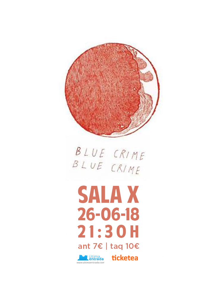cartel blue crime sala x