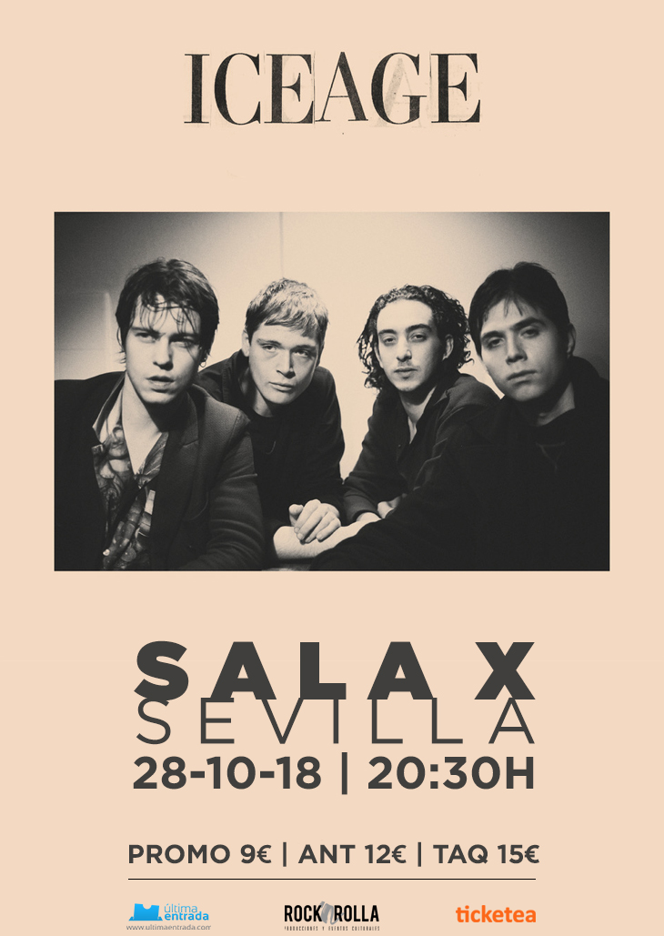 iceage cartel sala x