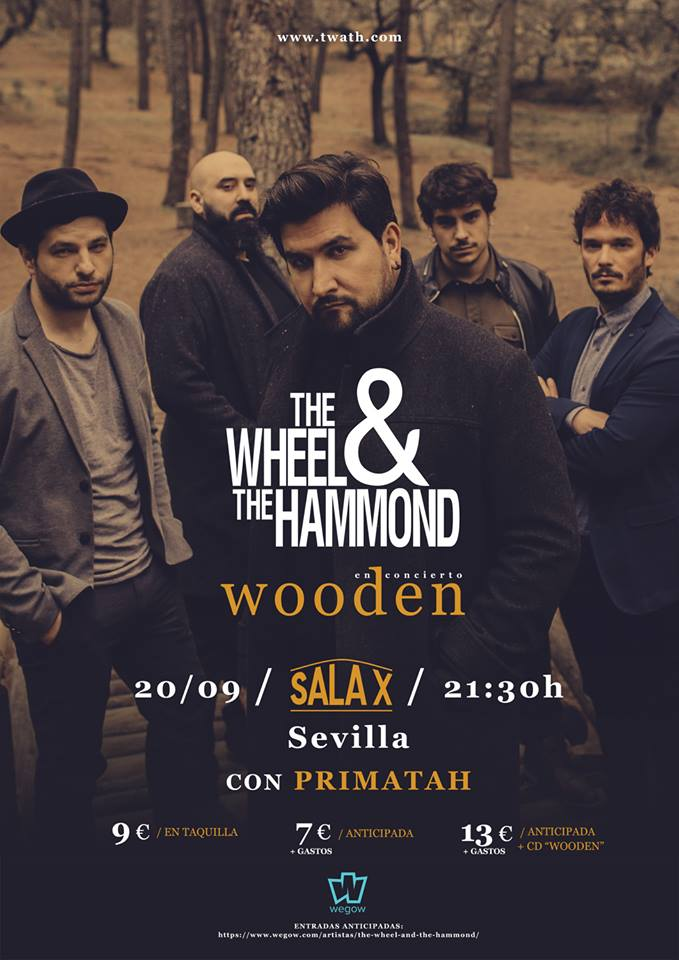 the wheel and the hammond cartel sala x