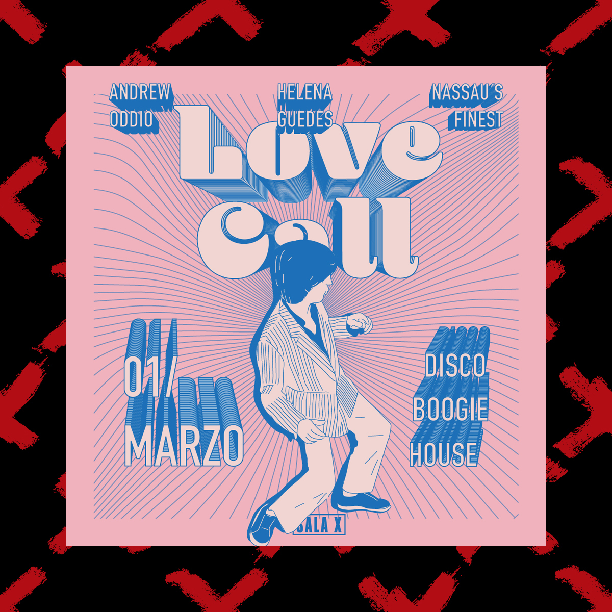 love call marzo instagram