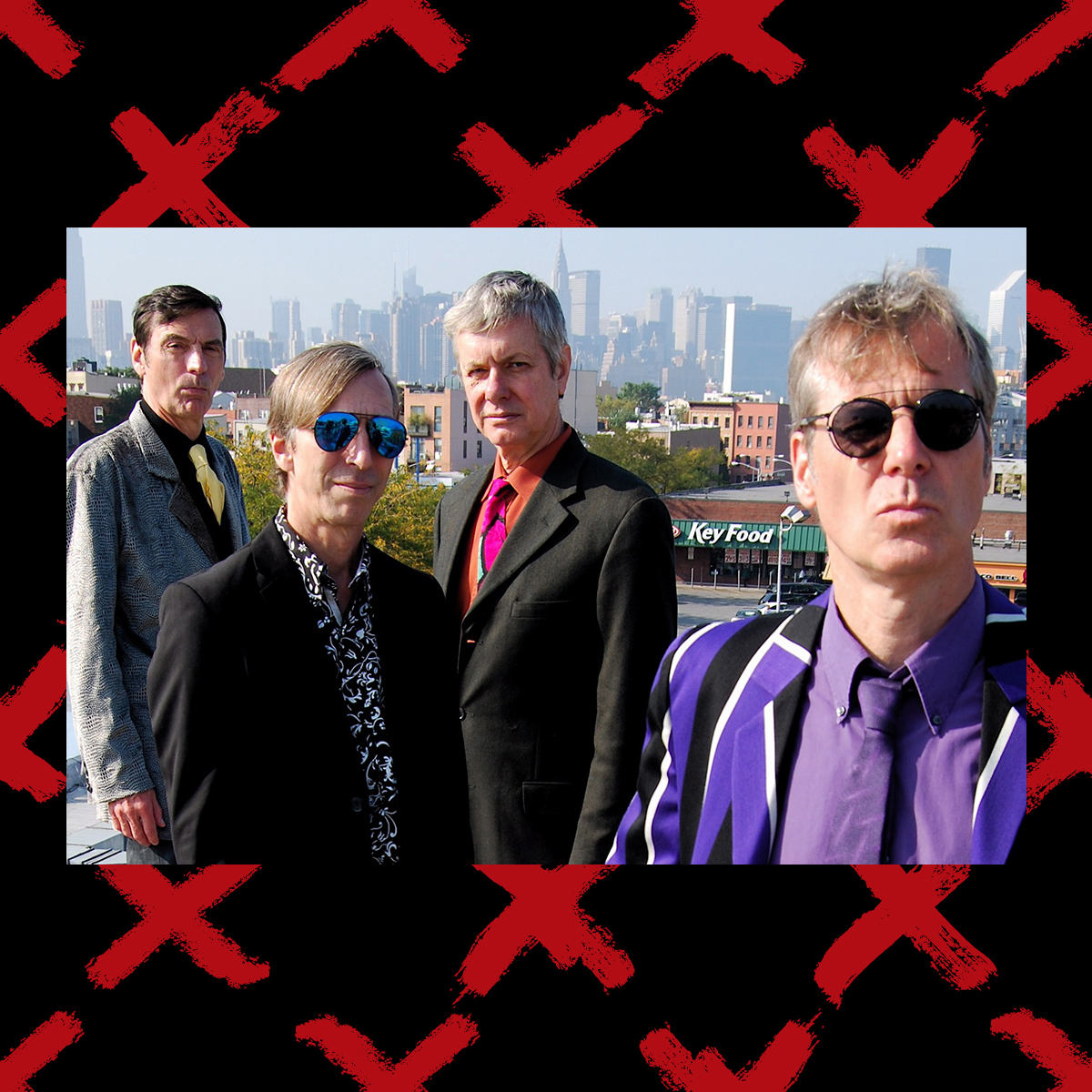 The fleshtones instagram